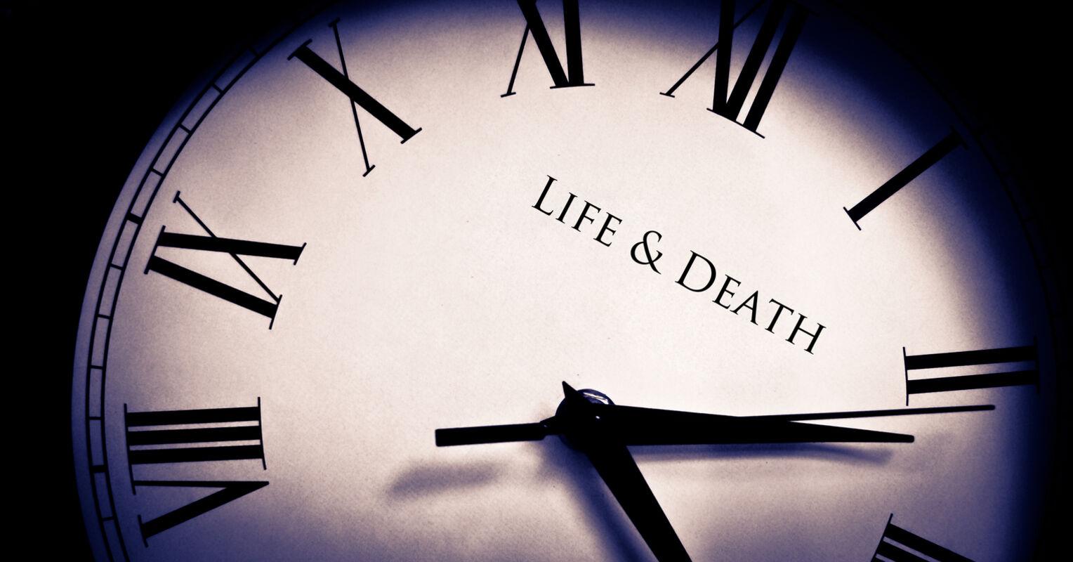Hechos para calmar tu miedo a la muerte y a morir